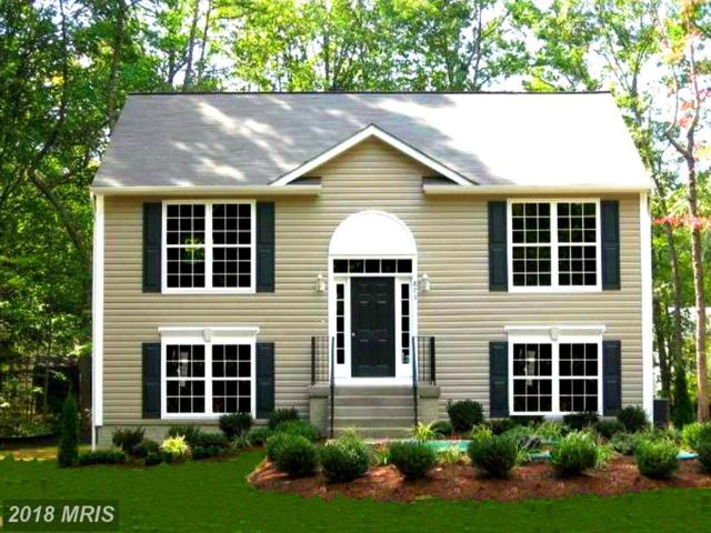 150 Land Or Drive The Concord, Ruther Glen, VA 22546 (#CV10148736) :: The Bob & Ronna Group