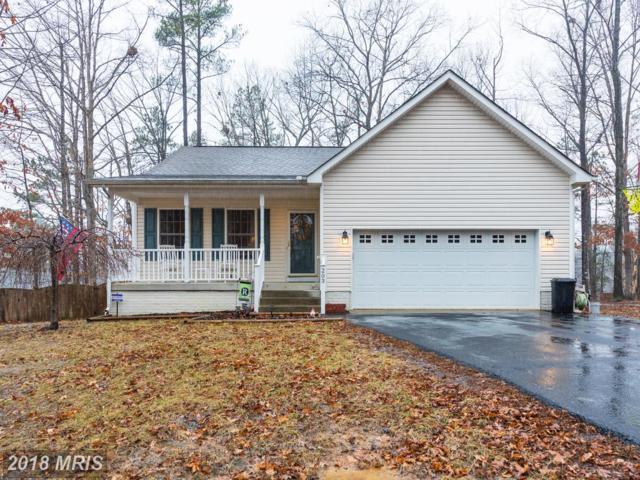 203 Remington Drive, Ruther Glen, VA 22546 (#CV10148789) :: The Bob & Ronna Group