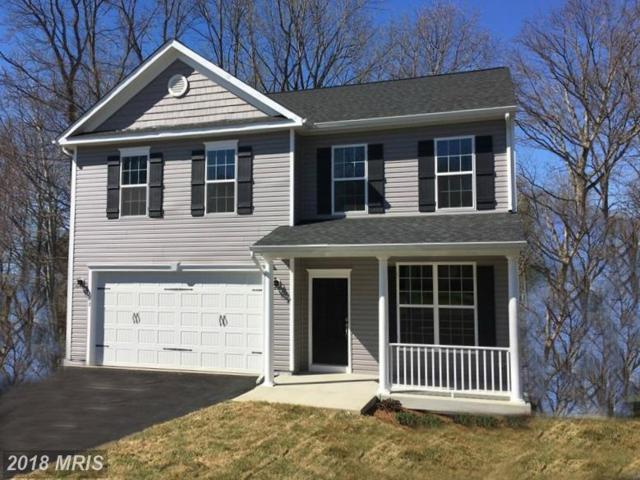 154 Land Or Drive, Ruther Glen, VA 22546 (#CV10153209) :: The Bob & Ronna Group