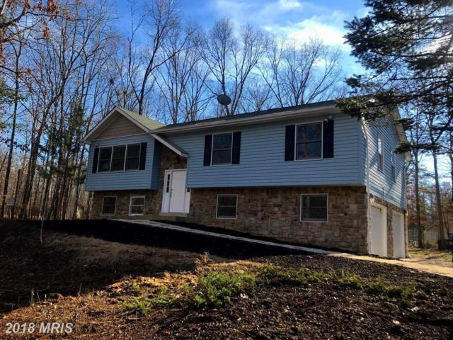 233 Cedar Ridge Drive, Ruther Glen, VA 22546 (#CV10159316) :: The Bob & Ronna Group