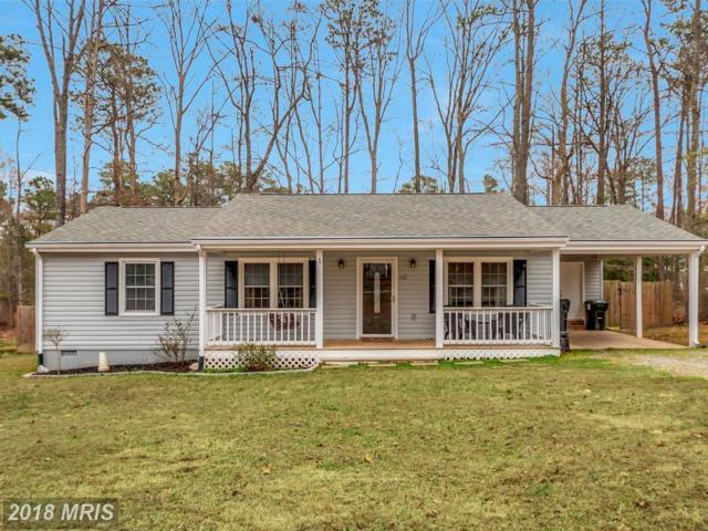 602 Southampton Drive, Ruther Glen, VA 22546 (#CV10183766) :: Jacobs & Co. Real Estate