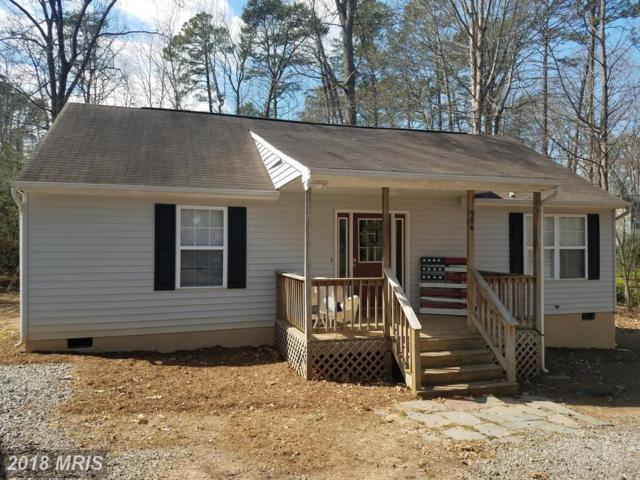 906 Swan Lane, Ruther Glen, VA 22546 (#CV10186210) :: The Withrow Group at Long & Foster