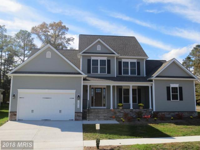 16010 Harrison Way, Bowling Green, VA 22427 (#CV10186745) :: Green Tree Realty
