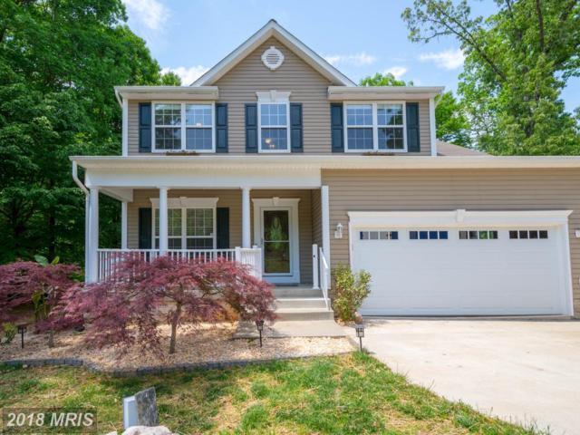 209 Estate Drive, Ruther Glen, VA 22546 (#CV10246180) :: Green Tree Realty
