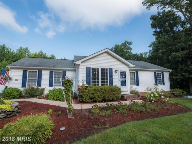 169 John Paul Jones Drive, Ruther Glen, VA 22546 (#CV10297066) :: The Crews Team