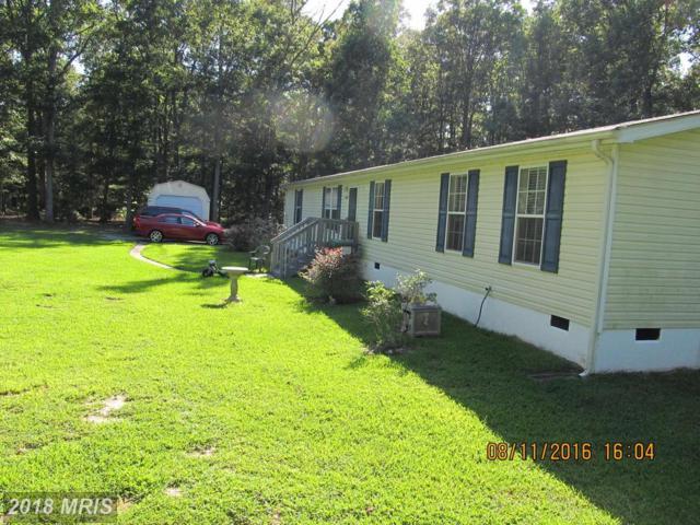 16295 Milford Street, Bowling Green, VA 22427 (#CV10305275) :: Green Tree Realty