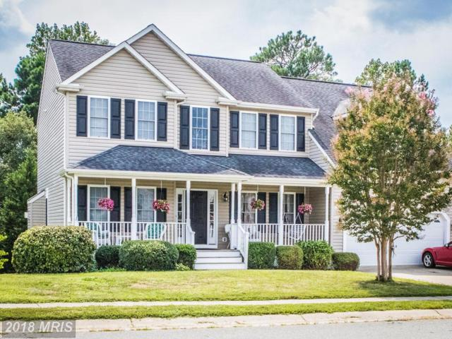 10536 Gallant Fox Way, Ruther Glen, VA 22546 (#CV10324668) :: Green Tree Realty