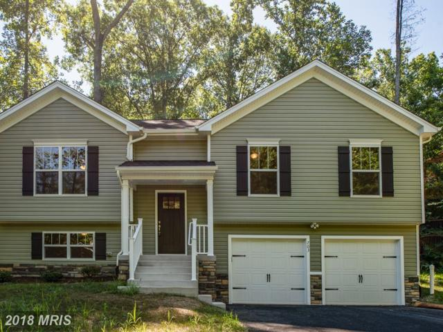 364 Crump Drive, Ruther Glen, VA 22546 (#CV10326741) :: Green Tree Realty