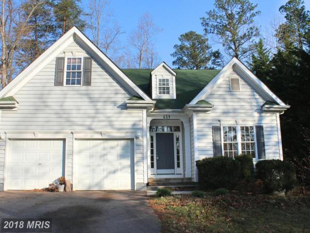 613 Abbey Drive, Ruther Glen, VA 22546 (#CV10338668) :: Keller Williams Pat Hiban Real Estate Group