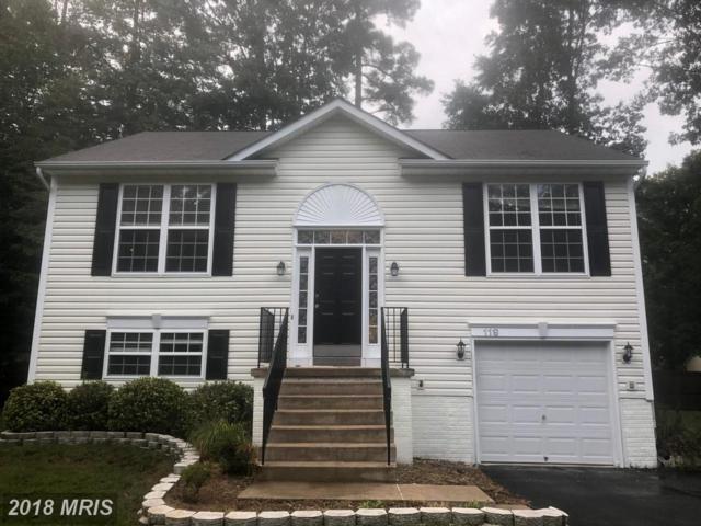 118 Land Or Drive, Ruther Glen, VA 22546 (#CV10347475) :: Browning Homes Group