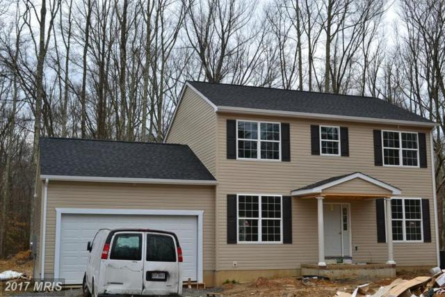 11572 Stonewall Jackson Road, Woodford, VA 22580 (#CV9906378) :: Pearson Smith Realty