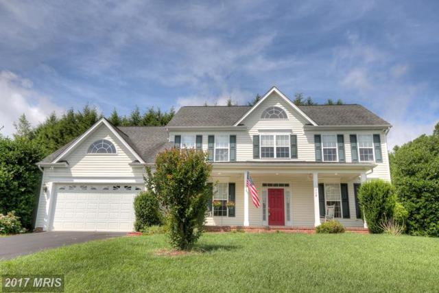 228 Dickinson Drive, Bowling Green, VA 22427 (#CV9985399) :: AJ Team Realty
