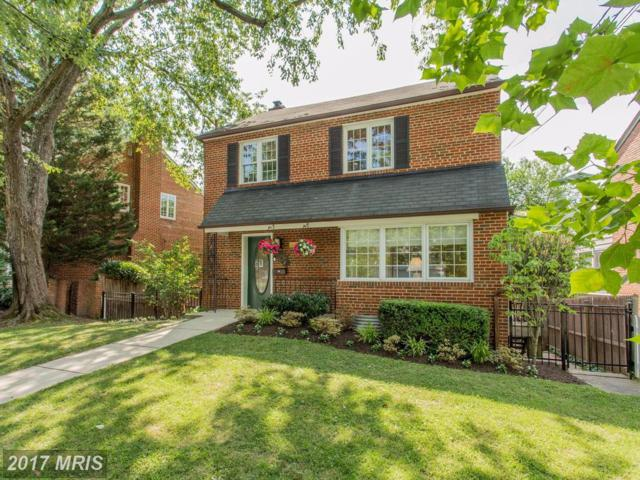 4512 Q Place NW, Washington, DC 20007 (#DC10003388) :: Pearson Smith Realty