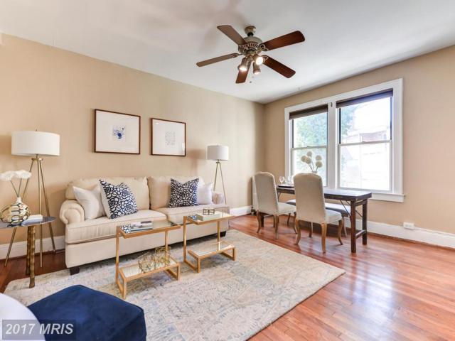 1820 Clydesdale Place NW #205, Washington, DC 20009 (#DC10004895) :: The Cox & Cox Group at Keller Williams Realty International