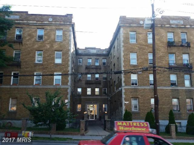 4120 14TH Street NW #45, Washington, DC 20011 (#DC10014836) :: The Cox & Cox Group at Keller Williams Realty International