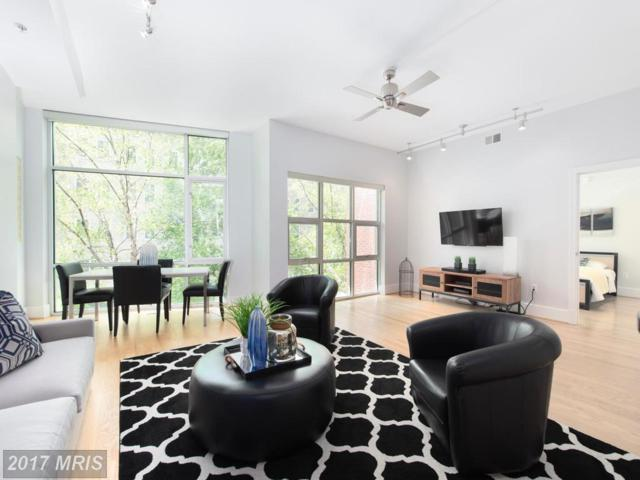 2100 11TH Street NW #205, Washington, DC 20001 (#DC10015427) :: Pearson Smith Realty