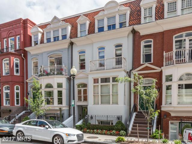 1830 Jefferson Place NW #7, Washington, DC 20036 (#DC10015568) :: The Cox & Cox Group at Keller Williams Realty International