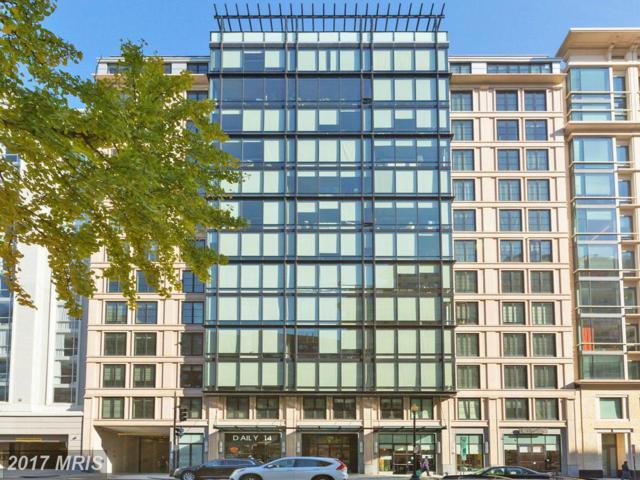 1133 14TH Street NW #1010, Washington, DC 20005 (#DC10022914) :: Eng Garcia Grant & Co.