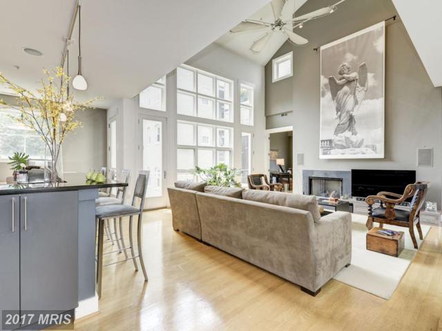 1735 Johnson Avenue NW G, Washington, DC 20009 (#DC10023524) :: Pearson Smith Realty