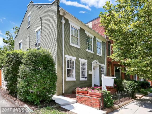 1716 Newton Street NW, Washington, DC 20010 (#DC10024353) :: Eng Garcia Grant & Co.