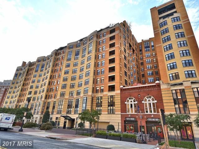 400 Massachusetts Avenue NW #301, Washington, DC 20001 (#DC10028202) :: Pearson Smith Realty