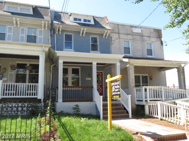 458 Delafield Place NW, Washington, DC 20011 (#DC10030267) :: The Cruz Group