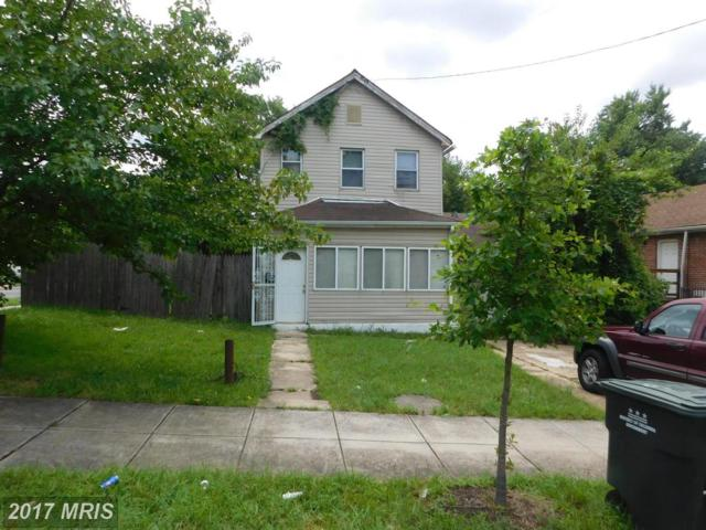 939 55TH Street NE, Washington, DC 20019 (#DC10031171) :: Pearson Smith Realty
