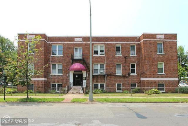 640 Buchanan Street NW #201, Washington, DC 20011 (#DC10031429) :: The Cruz Group
