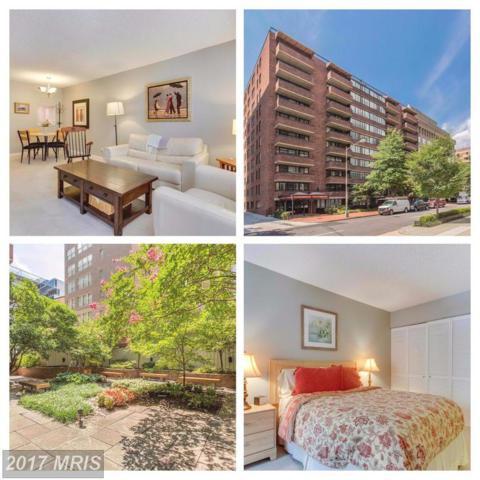 1140 23RD Street NW #508, Washington, DC 20037 (#DC10033245) :: Browning Homes Group