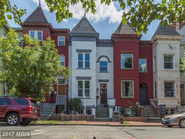 42 Seaton Place NW, Washington, DC 20001 (#DC10033872) :: Eng Garcia Grant & Co.