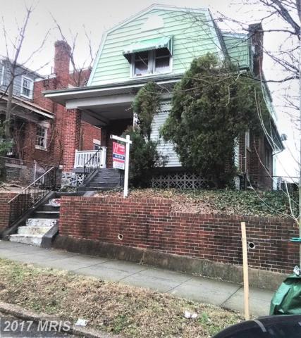 818 Buchanan Street NW, Washington, DC 20011 (#DC10033895) :: The Cruz Group