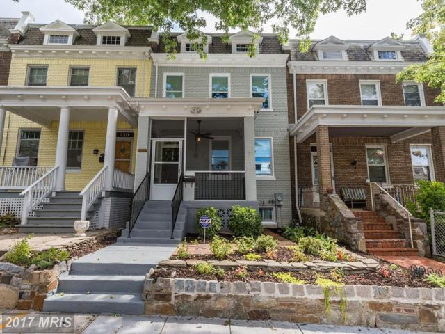 312 Taylor Street NW, Washington, DC 20011 (#DC10034589) :: MidAtlantic Real Estate