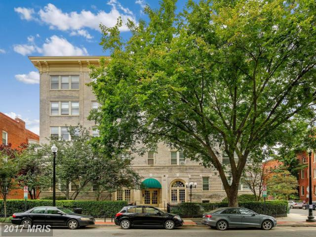 1725 17TH Street NW #503, Washington, DC 20009 (#DC10035329) :: Eng Garcia Grant & Co.