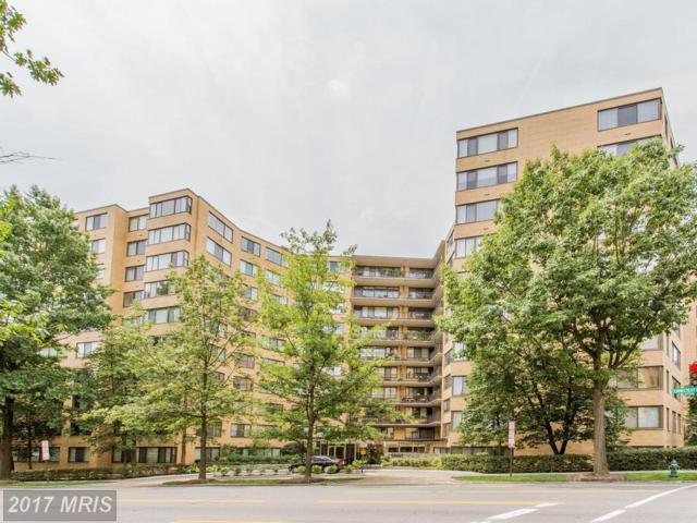 4740 Connecticut Avenue NW #806, Washington, DC 20008 (#DC10036460) :: LoCoMusings