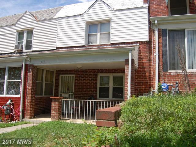 312 35TH Street NE, Washington, DC 20019 (#DC10041041) :: Pearson Smith Realty
