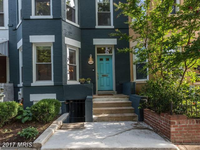 166 Bryant Street NW, Washington, DC 20001 (#DC10044980) :: Pearson Smith Realty