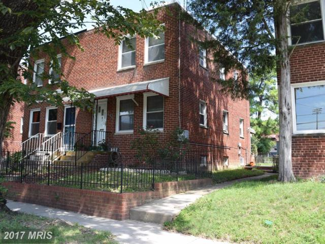 582 Nicholson Street NE, Washington, DC 20011 (#DC10046323) :: Pearson Smith Realty