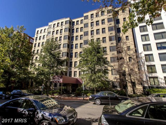 1010 25TH Street NW #310, Washington, DC 20037 (#DC10046777) :: Pearson Smith Realty
