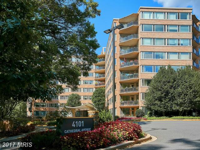 4101 Cathedral Avenue NW #601, Washington, DC 20016 (#DC10048209) :: Pearson Smith Realty