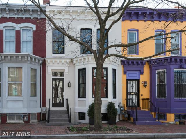 930 French Street NW #1, Washington, DC 20001 (#DC10049634) :: The Cox & Cox Group at Keller Williams Realty International
