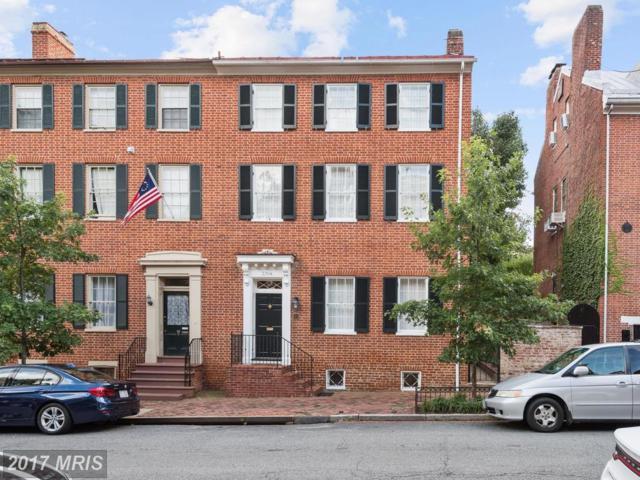 3304 N Street NW, Washington, DC 20007 (#DC10049785) :: Pearson Smith Realty