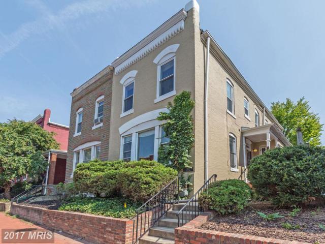 1811 4TH Street NW, Washington, DC 20001 (#DC10050801) :: Pearson Smith Realty