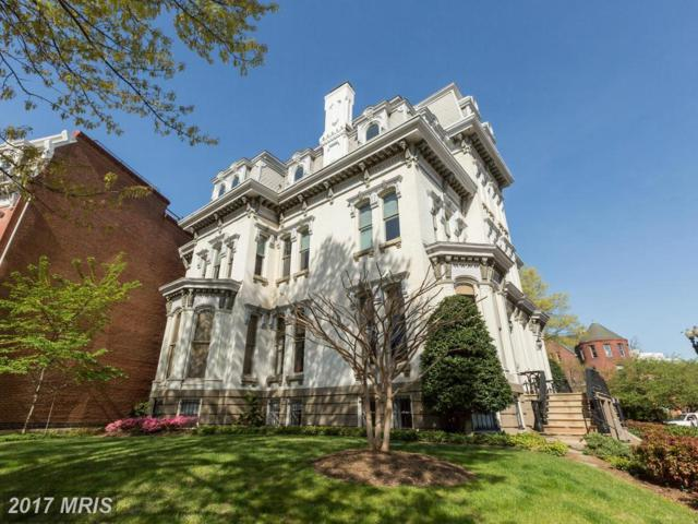 1 Logan Circle NW #7, Washington, DC 20005 (#DC10052397) :: The Cox & Cox Group at Keller Williams Realty International