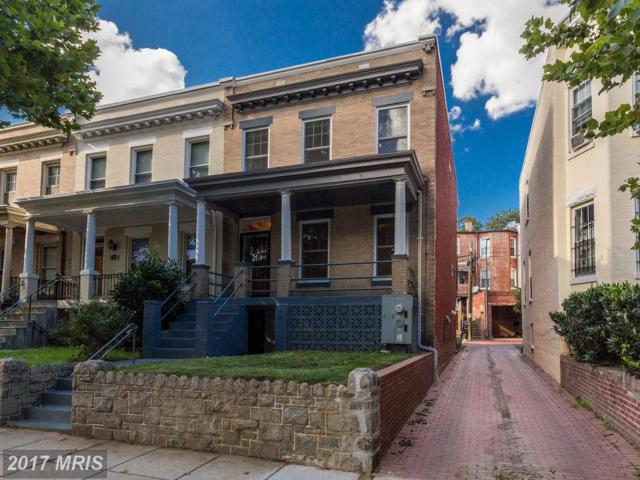 153 Adams Street NW, Washington, DC 20001 (#DC10056090) :: Pearson Smith Realty