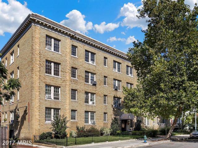 3314 Mount Pleasant Street NW #41, Washington, DC 20010 (#DC10056337) :: Pearson Smith Realty