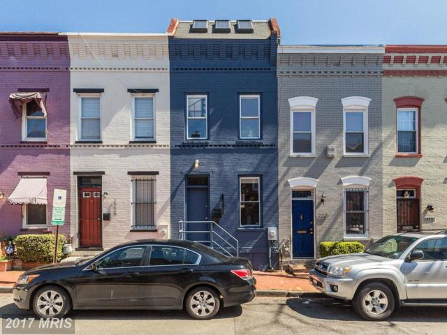 2227 12TH Place NW, Washington, DC 20009 (#DC10057335) :: Pearson Smith Realty