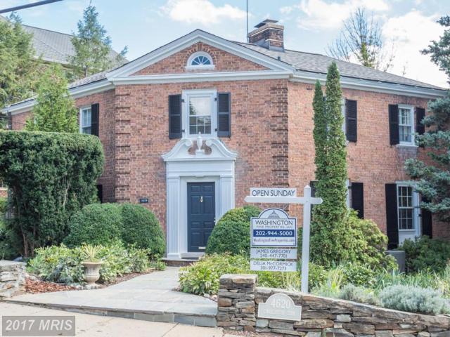 4620 Charleston Terrace NW, Washington, DC 20007 (#DC10058631) :: Pearson Smith Realty