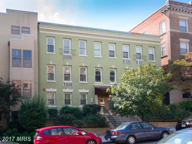 1810 California Street NW #302, Washington, DC 20009 (#DC10059579) :: The Cox & Cox Group at Keller Williams Realty International