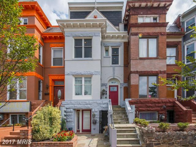 1827 1ST Street NW #3, Washington, DC 20001 (#DC10060075) :: Pearson Smith Realty