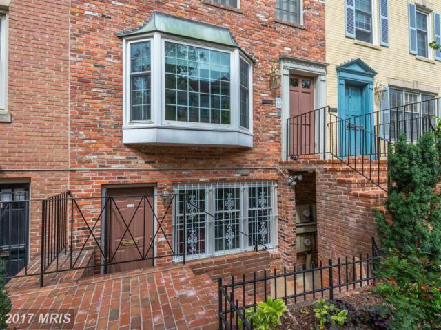 1749 Q Street NW #9, Washington, DC 20009 (#DC10061372) :: The Cox & Cox Group at Keller Williams Realty International